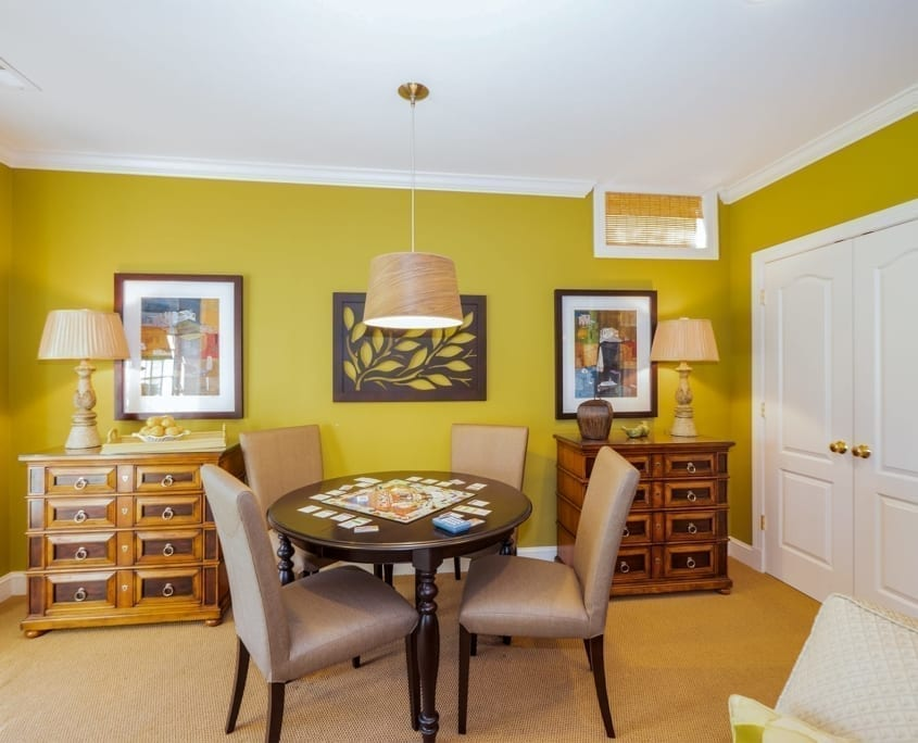 Family Living Basement Remodel, Chantilly, Va